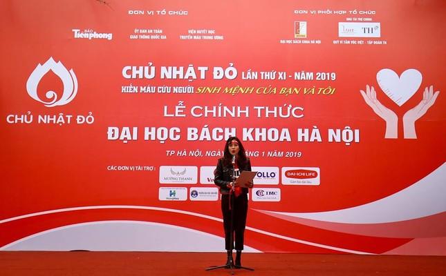 Quỹ Vì Tầm vóc Việt 6 lần liên tiếp đồng hành cùng Chủ nhật Đỏ ảnh 1