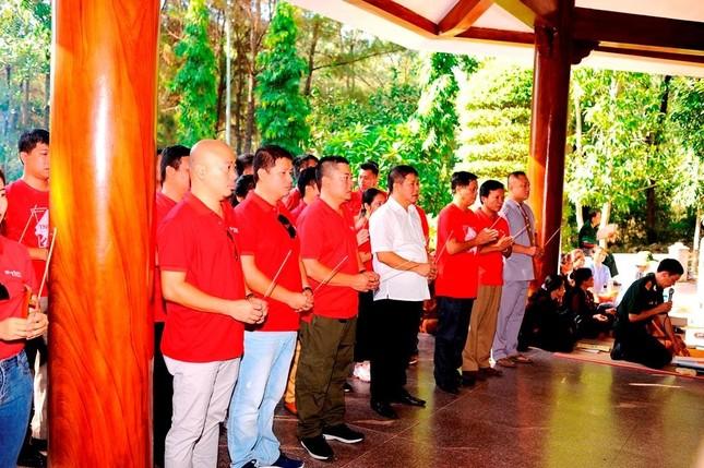 Hành trình ý nghĩa trong tháng tri ân của TNG Holdings Vietnam ảnh 1