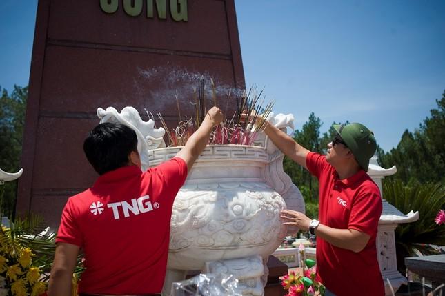 Hành trình ý nghĩa trong tháng tri ân của TNG Holdings Vietnam ảnh 5