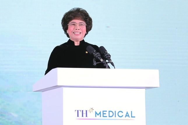 Tập đoàn TH động thổ tổ hợp y tế chất lượng quốc tế tại Hà Nội ảnh 4