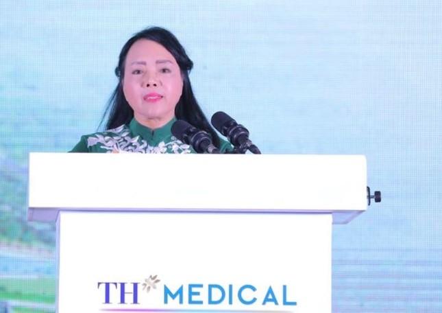 Tập đoàn TH động thổ tổ hợp y tế chất lượng quốc tế tại Hà Nội ảnh 5