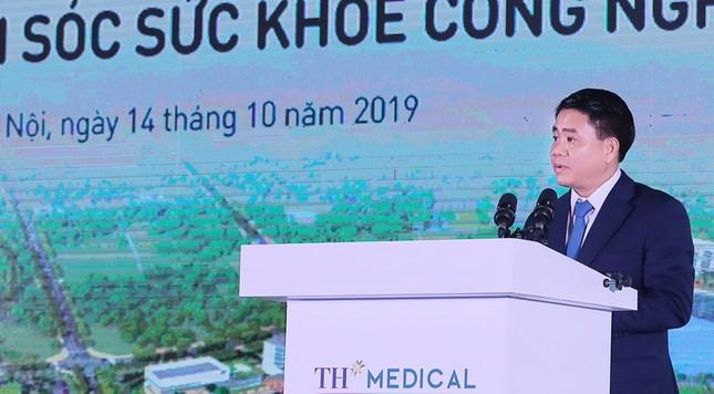 Tập đoàn TH động thổ tổ hợp y tế chất lượng quốc tế tại Hà Nội ảnh 6