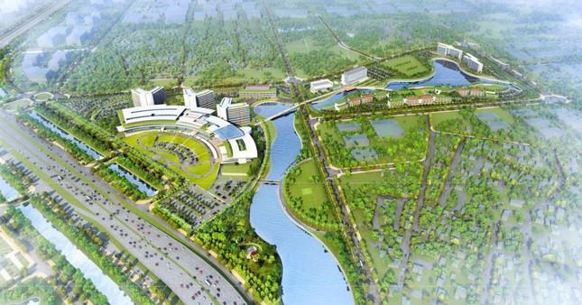 Tập đoàn TH động thổ tổ hợp y tế chất lượng quốc tế tại Hà Nội ảnh 1
