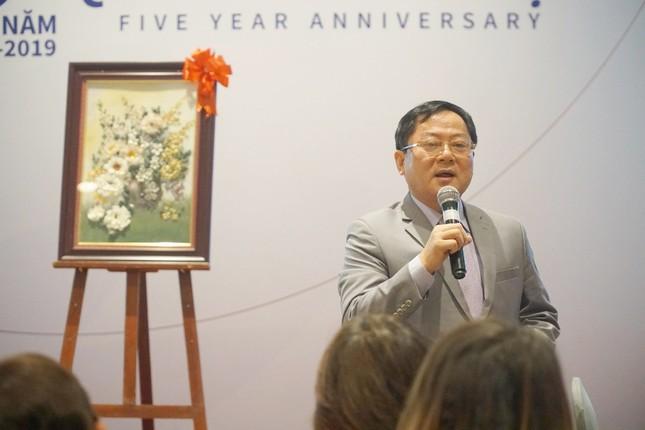 5 năm quỹ Vì Tầm Vóc Việt – hành trình thiện nguyện sôi nổi, nhiều cảm xúc ảnh 2
