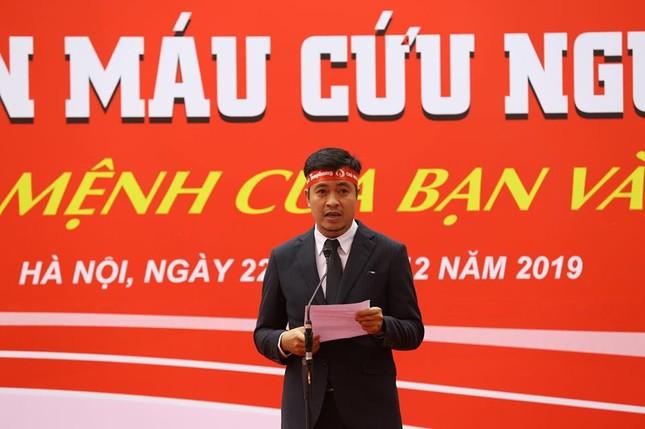 Quỹ Vì Tầm Vóc Việt đồng hành cùng Chủ nhật Đỏ ảnh 1