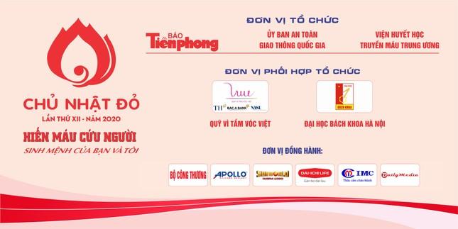 Quỹ Vì Tầm Vóc Việt đồng hành cùng Chủ nhật Đỏ ảnh 3