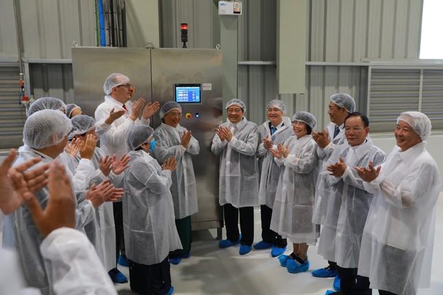 Khánh thành nhà máy chế biến hoa quả công nghệ hàng đầu thế giới tại Sơn La ảnh 3