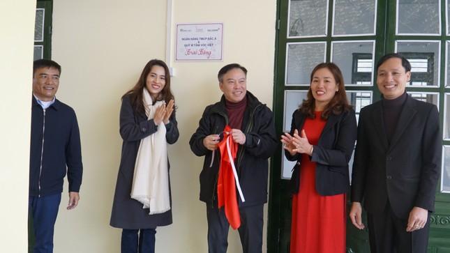Quỹ Vì Tầm vóc Việt hoàn thành nâng cấp một điểm trường mầm non ở Vân Hồ, Sơn La ảnh 7