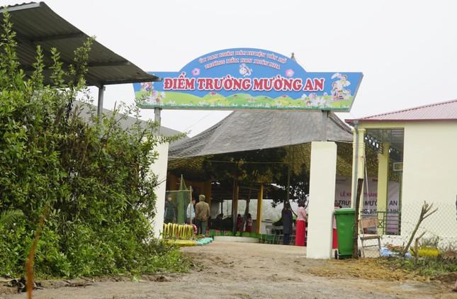 Quỹ Vì Tầm vóc Việt hoàn thành nâng cấp một điểm trường mầm non ở Vân Hồ, Sơn La ảnh 3