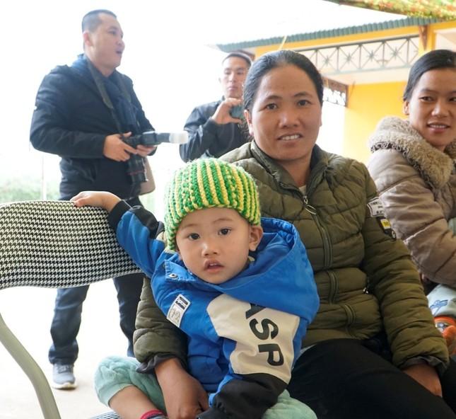 Quỹ Vì Tầm vóc Việt hoàn thành nâng cấp một điểm trường mầm non ở Vân Hồ, Sơn La ảnh 6