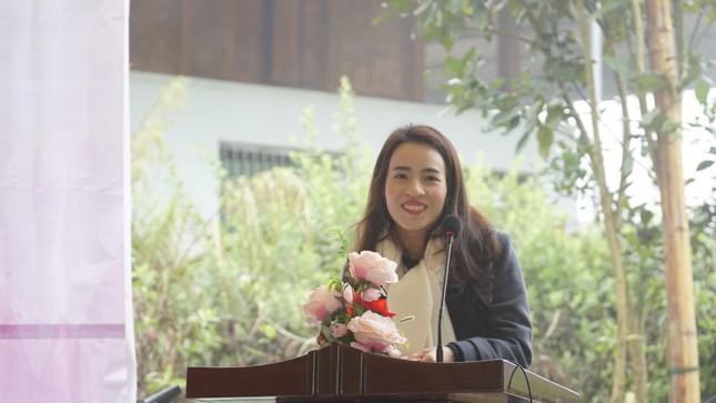 Quỹ Vì Tầm vóc Việt hoàn thành nâng cấp một điểm trường mầm non ở Vân Hồ, Sơn La ảnh 4