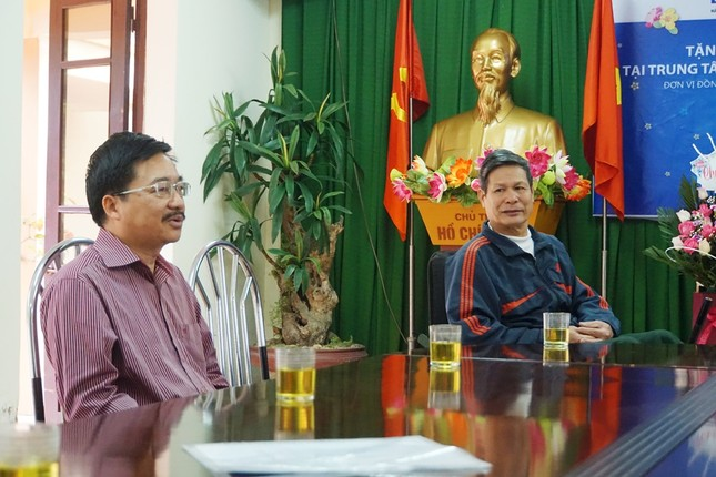 Ngân hàng BIDV chúc Tết các thương binh nặng tại Bắc Ninh, Bắc Giang ảnh 3