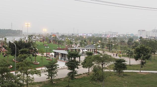 Vì sao Bắc Giang chưa thu hồi xong tiền thất thoát tại công viên Hoàng Hoa Thám? ảnh 2