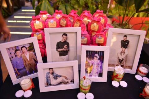 Hoài Lâm cùng dàn sao quậy tưng bừng trong ngày sinh nhật ảnh 3