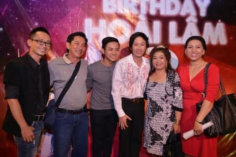 Hoài Lâm cùng dàn sao quậy tưng bừng trong ngày sinh nhật ảnh 5