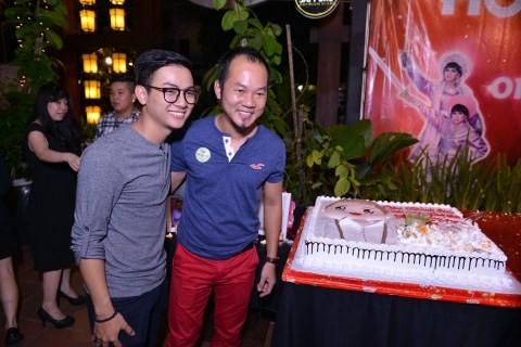 Hoài Lâm cùng dàn sao quậy tưng bừng trong ngày sinh nhật ảnh 14