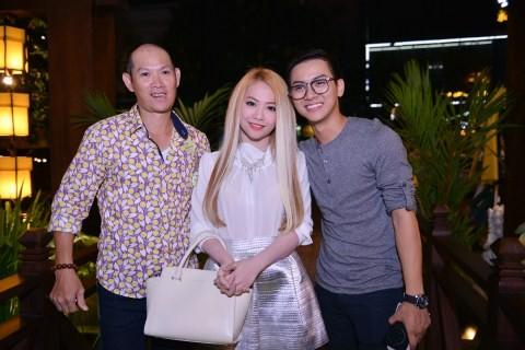 Hoài Lâm cùng dàn sao quậy tưng bừng trong ngày sinh nhật ảnh 10