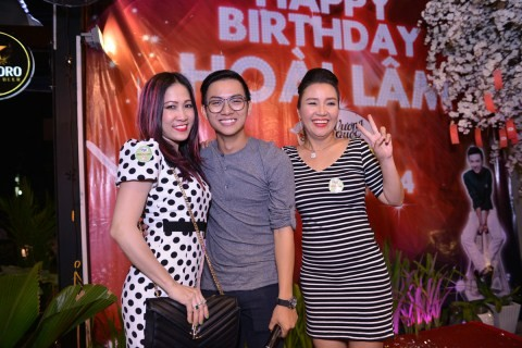 Hoài Lâm cùng dàn sao quậy tưng bừng trong ngày sinh nhật ảnh 15