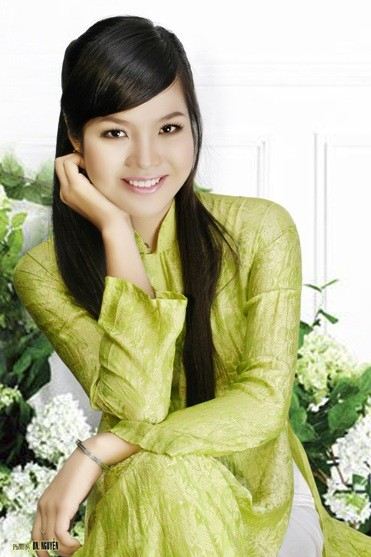 Cán bộ hội phụ nữ thi Hoa hậu Việt Nam 2014 ảnh 6