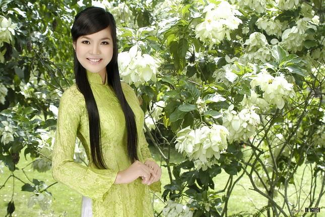 Cán bộ hội phụ nữ thi Hoa hậu Việt Nam 2014 ảnh 7