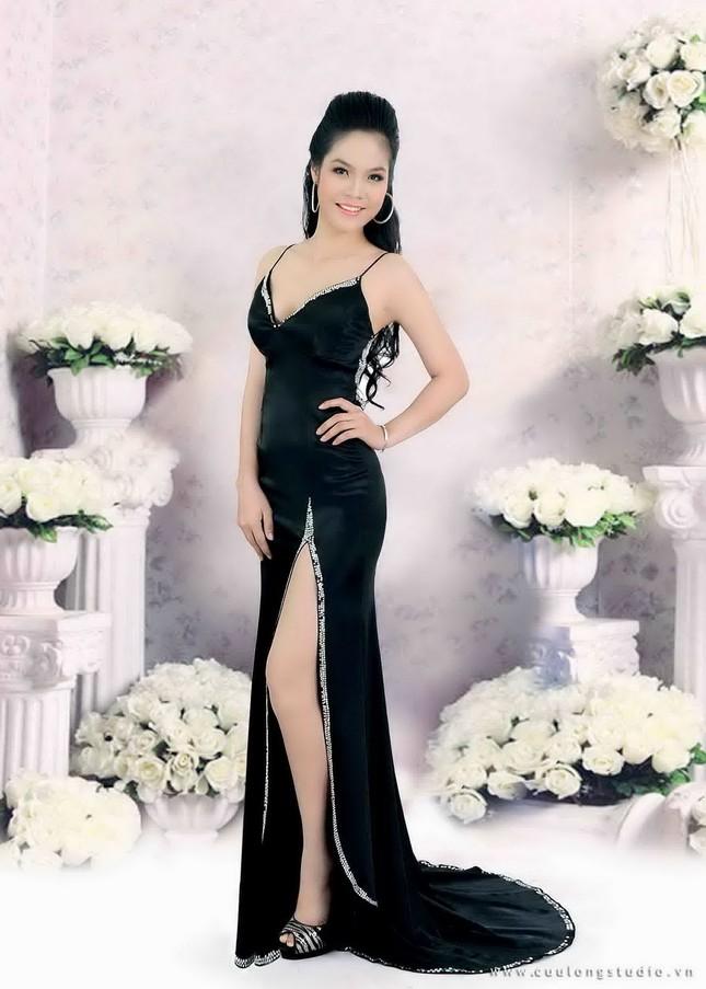 Cán bộ hội phụ nữ thi Hoa hậu Việt Nam 2014 ảnh 4