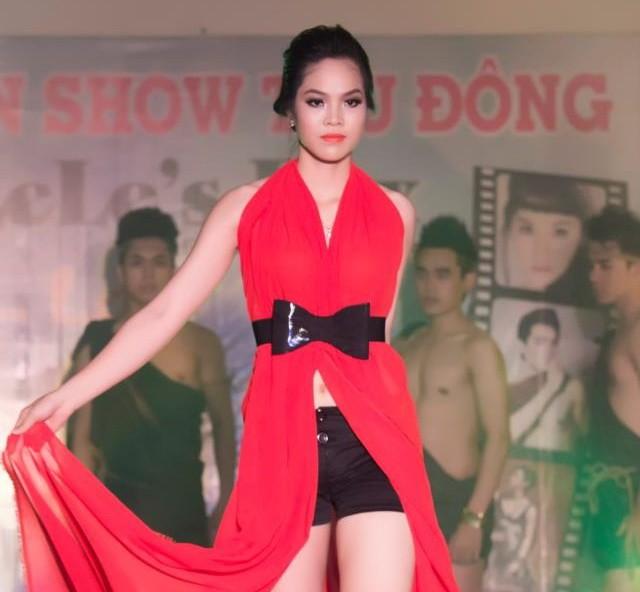 Cán bộ hội phụ nữ thi Hoa hậu Việt Nam 2014 ảnh 3