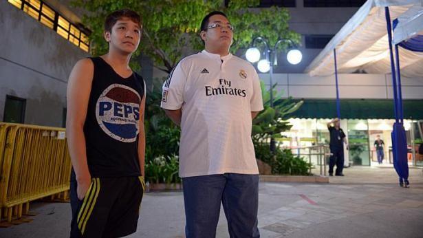 Người Singapore khóc thương ông Lý Quang Diệu ảnh 2