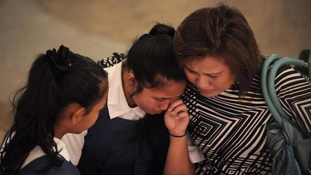 Người Singapore khóc thương ông Lý Quang Diệu ảnh 6