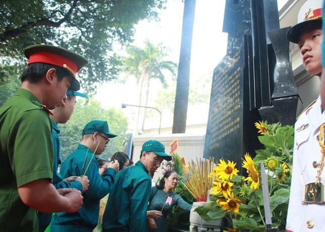 Khánh thành Bia tưởng niệm Đội 5 Biệt động Sài Gòn ảnh 2