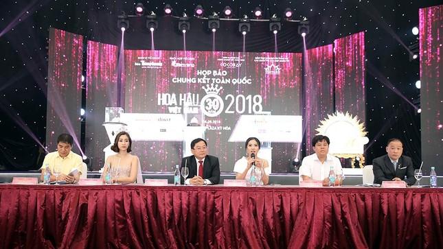 Doanh nghiệp tự hào đồng hành, tài trợ Hoa hậu Việt Nam ảnh 1