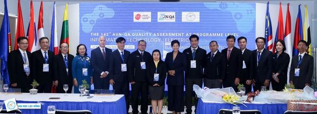 Đại học Lạc Hồng đạt chứng nhận quốc tế AUN-QA cấp chương trình ảnh 2