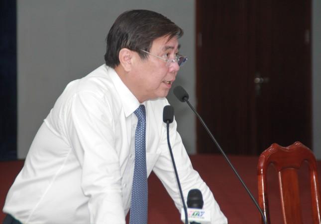 """Chủ tịch UBND TPHCM: 'Bạn trẻ cứ thỏa sức nêu ý tưởng, tìm đáp số cho thành phố"""" ảnh 4"""