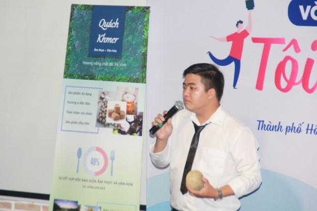 Sản vật quê hương giúp chàng trai đoạt giải nhất 'Người Nhân văn khởi nghiệp' ảnh 5