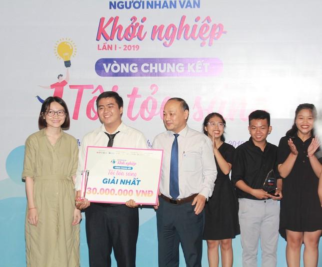 Sản vật quê hương giúp chàng trai đoạt giải nhất 'Người Nhân văn khởi nghiệp' ảnh 6