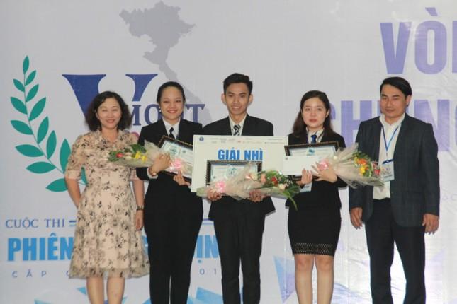 Đại diện ĐHQG Hà Nội đoạt ngôi quán quân VMoot 2019 ảnh 4