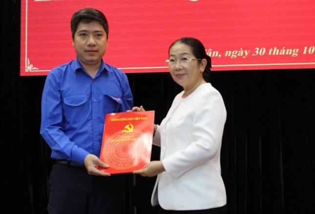 Chủ tịch Hội SVVN TPHCM giữ nhiệm vụ Phó Bí thư Quận ủy Bình Tân ảnh 1