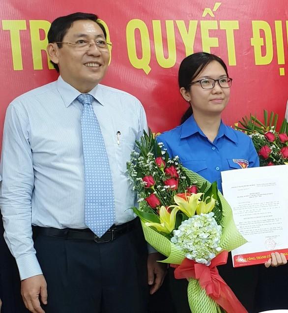 Phó Bí thư Thành Đoàn TPHCM giữ chức Phó Chủ tịch UBND Quận 6 ảnh 1