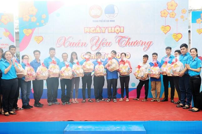 Hội LHTN Việt Nam TPHCM chăm lo hội viên, thanh niên khó khăn dịp Tết ảnh 2