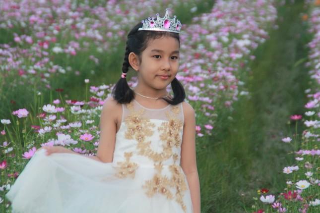 Vườn hoa hướng dương 'khổng lồ' ở Quảng Ngãi hút khách ngày cận Tết ảnh 18