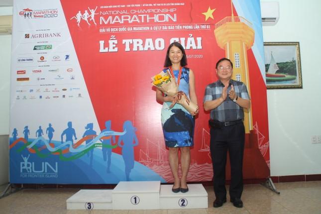 Trao giải Tiền Phong Marathon 2020 ảnh 4