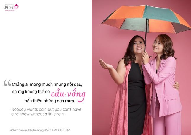 Tuyên chiến ung thư vú, truyền cảm hứng sống tự tin đến cộng đồng ảnh 2