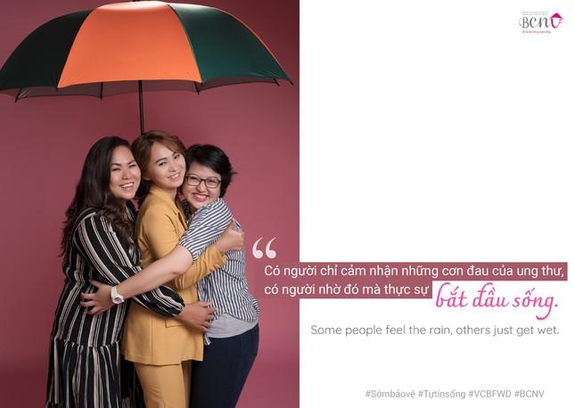 Tuyên chiến ung thư vú, truyền cảm hứng sống tự tin đến cộng đồng ảnh 4