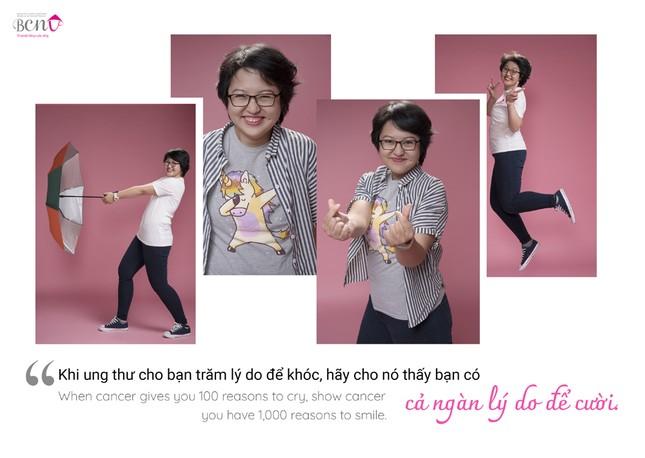 Tuyên chiến ung thư vú, truyền cảm hứng sống tự tin đến cộng đồng ảnh 3