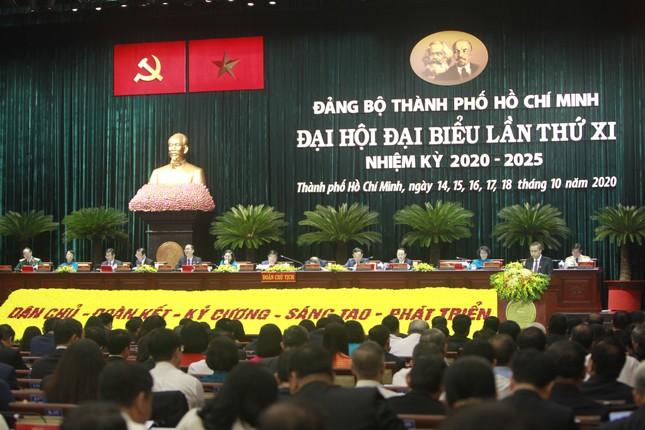 'Sẽ thông báo một kết luận của Bộ Chính trị' trước khi bầu BCH Đảng bộ khoá mới ảnh 3