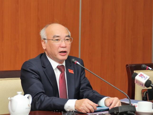 Ông Nguyễn Văn Nên đắc cử Bí thư Thành ủy TPHCM với số phiếu tuyệt đối ảnh 1