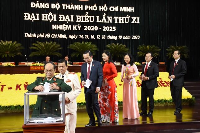 Tân Bí thư Thành ủy Nguyễn Văn Nên nói gì khi ra mắt Đảng bộ TPHCM? ảnh 5