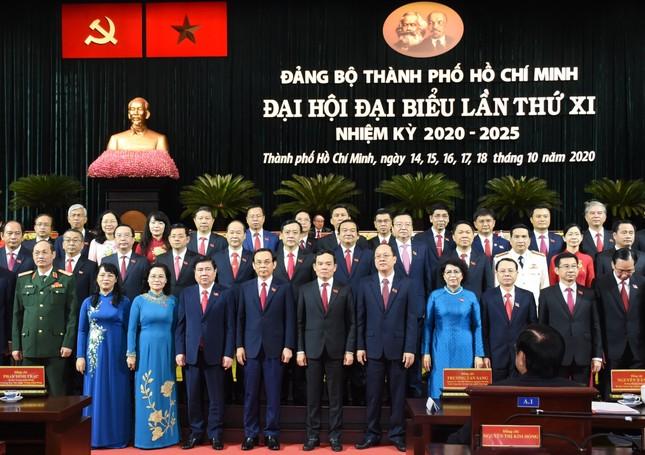 Tân Bí thư Thành ủy Nguyễn Văn Nên nói gì khi ra mắt Đảng bộ TPHCM? ảnh 2