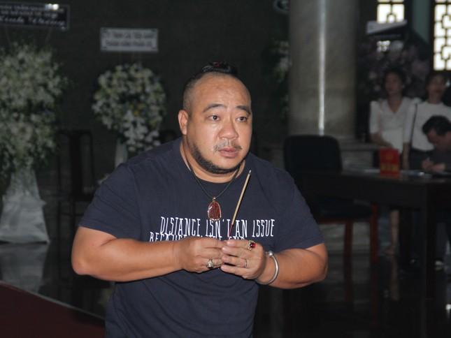 Đông đảo thế hệ nghệ sĩ đến tiễn biệt NSND Lý Huỳnh ảnh 4