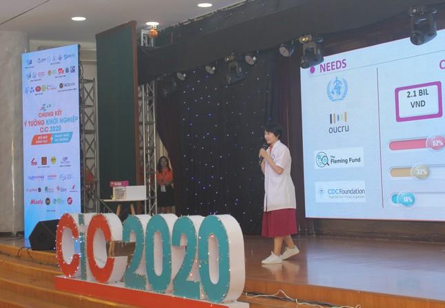 Tìm ra quán quân thắng giải Ý tưởng Khởi nghiệp CiC 2020 ảnh 2