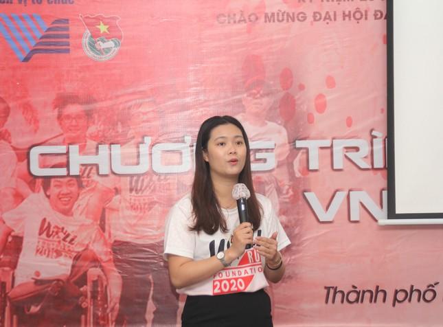 Blogger Trần Đặng Đăng Khoa làm đại sứ Đường chạy nghị lực VNU Will Run 2020 ảnh 1